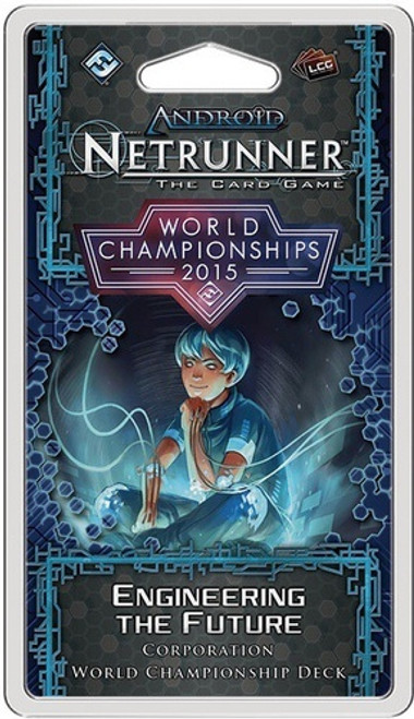 Android: Netrunner – 2015 World Champion Corp Deck – Engineering the Future
