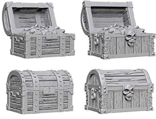 Dungeons & Dragons Chests