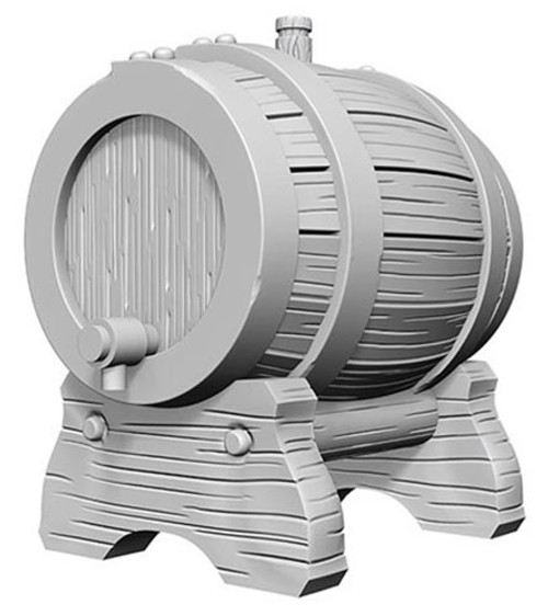 Dungeons & Dragons Keg Barrels