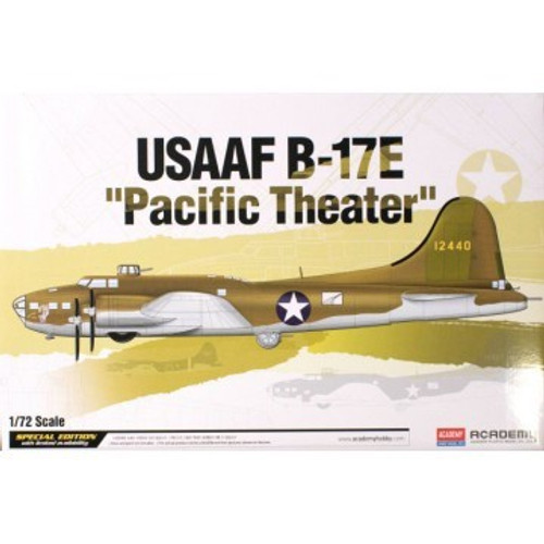 Academy 1/72 B-17E Flying Fortress 'Pacific Theater'