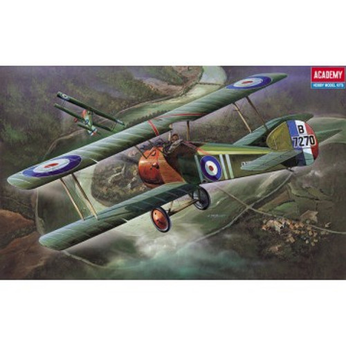 Academy 1/32 The Fighter of World War I Sopwith CAMEL F.1. Australian Forces Insignia's