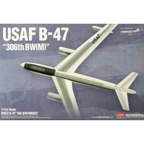 "Academy 1/144 USAF B-47 ""306th BW(M)"""