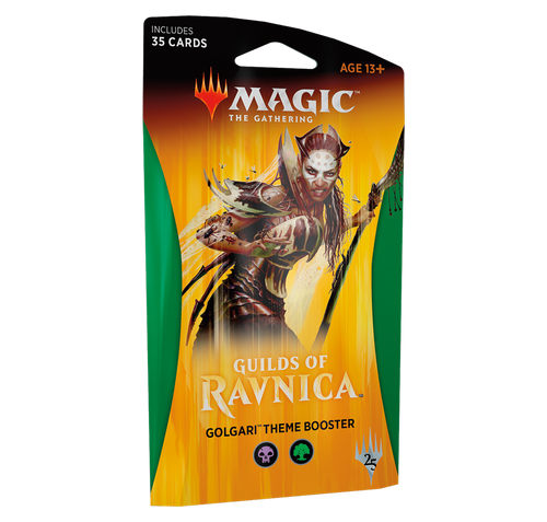 Guilds of Ravnica - Theme Boosters