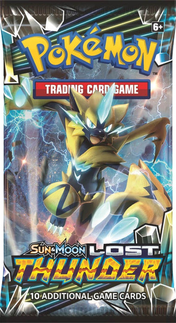 Pokemon - Sun & Moon - Lost Thunder - Booster Pack