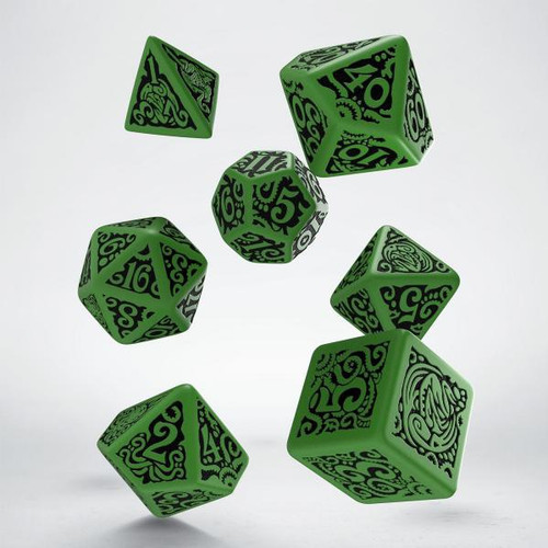 Call of Cthulhu: Outer Gods RPG Dice Set (7)