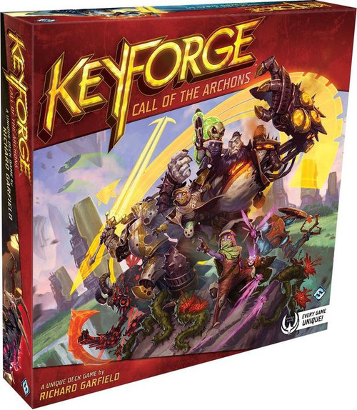 KeyForge: Call of the Archons!