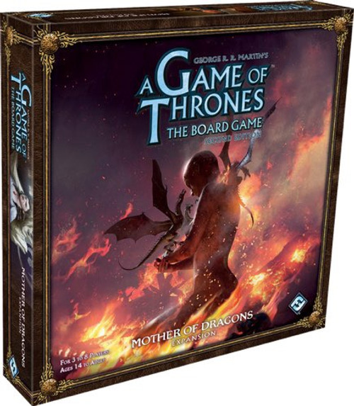 Game of Thrones: Mother of Dragons Expansion