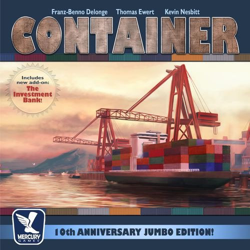 Container 10th Anniversary Edition