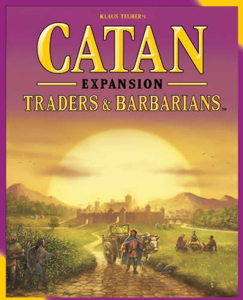 Catan: Traders & Barbarians - Expansion