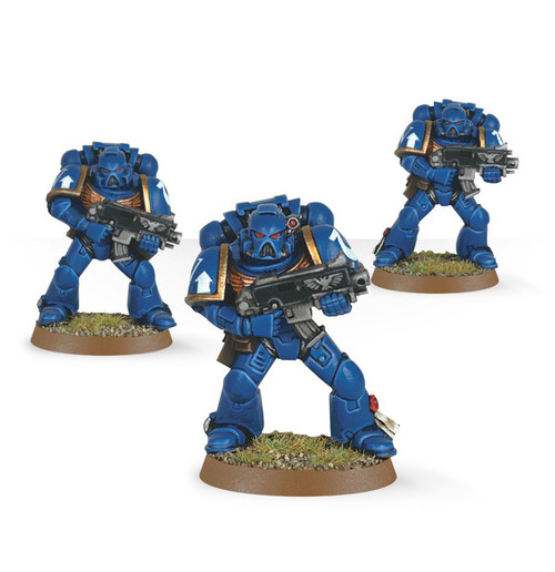 Space Marines (3 models)