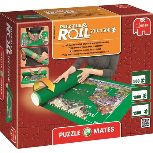 Puzzle Mates: Puzzle And Roll