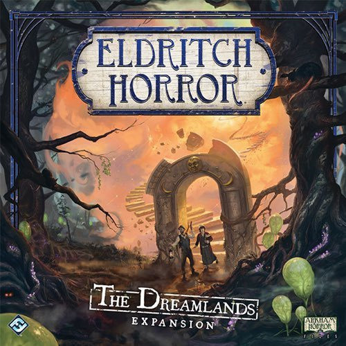 Eldritch Horror: Dreamlands - Expansion