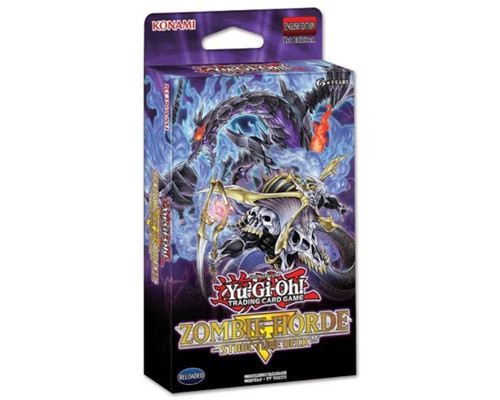 Yu-Gi-Oh TCG Structure Deck: Zombie Horde Structure Deck