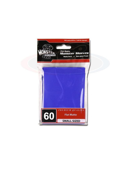 BCW Monster Matte Sleeves Small (60CT)