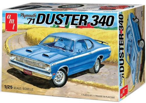 AMT 1/25 '71 Plymouth Duster 340