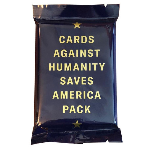 Cards Against Humanity Saves America Pack