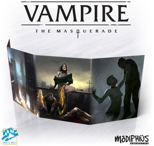 Vampire: The Masquerade - Storyteller Screen