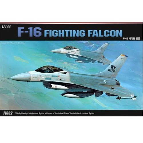 Academy 1/144 F-16 Fighting Falcon