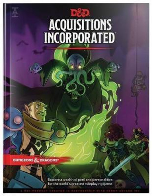 Dungeons & Dragons - Acquisitions Incorporated