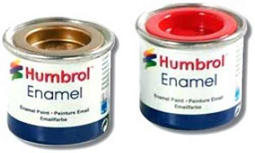 Humbrol Enamel 14ml Paints #100 onwards