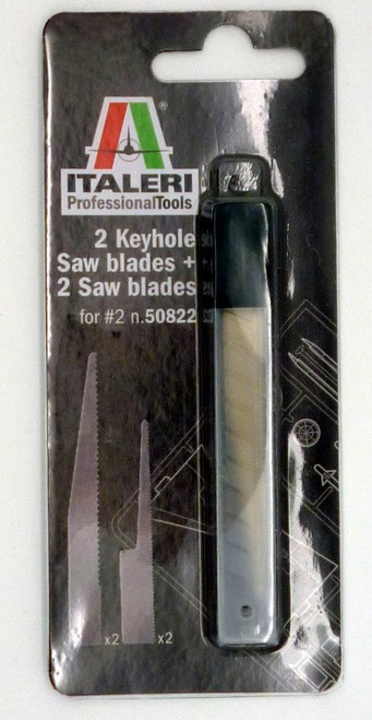 Italeri - Saw Blades For #2