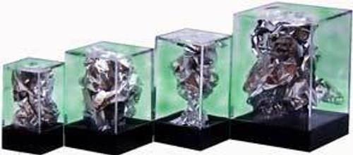 Chessex Plastic Figure Display Box: Medium Tall