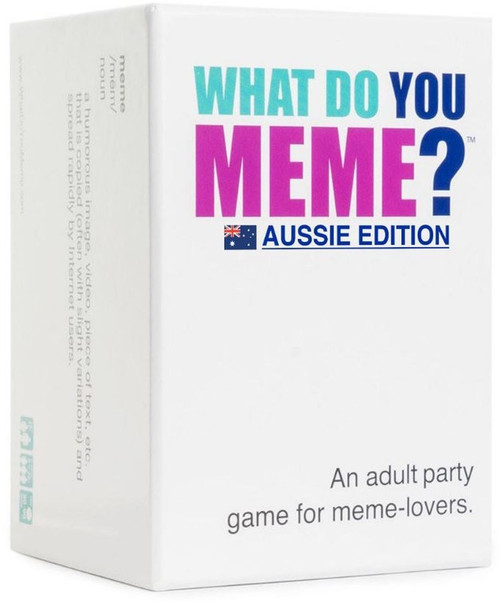 What Do You Meme? - Aussie Edition