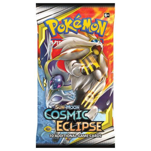 Pokemon Sun & Moon - Cosmic Eclipse - Booster Pack