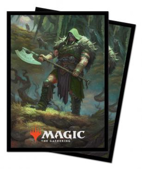 Ultra Pro Deck Protector Sleeves for Magic (100CT) - Throne of Eldraine