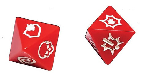 Marvel Crisis Protocol Miniatures Game - Dice Pack