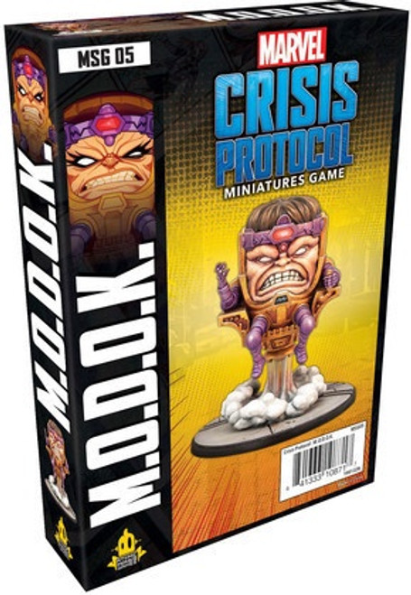 Marvel Crisis Protocol Miniatures Game - M.O.D.O.K. Character Pack