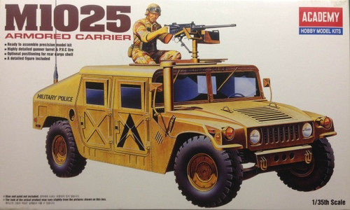 Academy 1/35 M1025 Armored Carrier