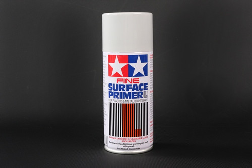 Tamiya Fine Surface Primer L - Light Gray