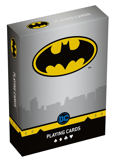 DC Comics  – Playing Cards Set