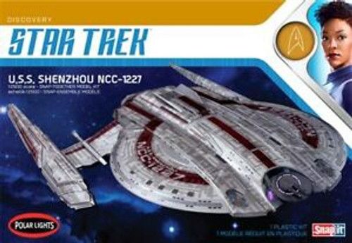 Polar Lights 1/2500 Startrek USS Shnzhou