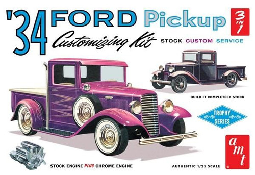 AMT 1/25 '34 Ford Pickup