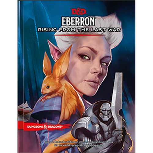 Dungeons & Dragons -  Eberron - Rising from the Last War