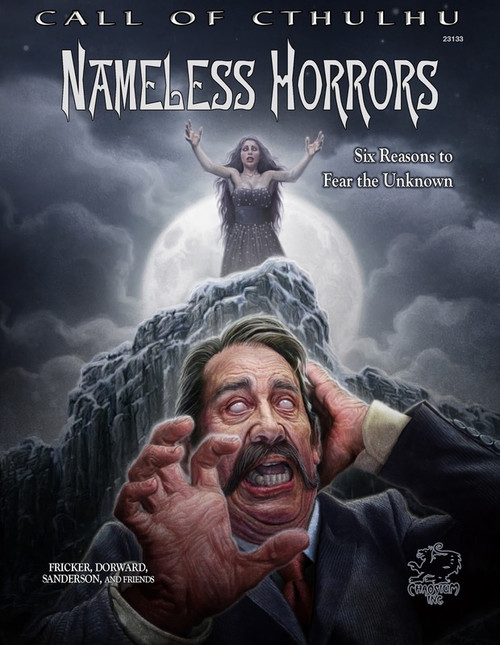 Call of Cthulhu - Nameless Horrors