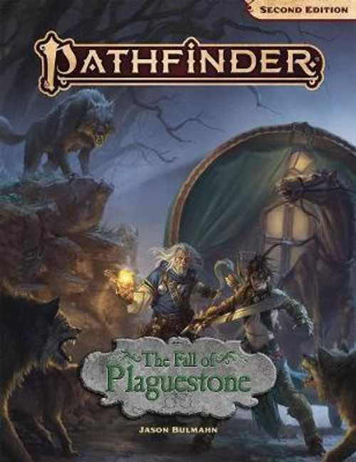 Pathfinder Adventure - The Fall of Plaguestone (2nd Edition)