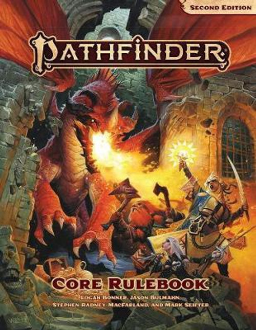 Pathfinder 2nd Edition- Core Rulebook