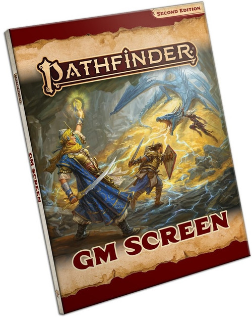 Pathfinder - GM Screen (2nd Edition)
