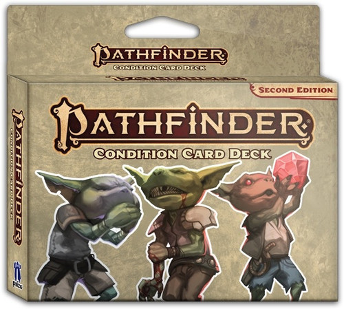 Pathfinder - Condition Card Deck (2nd Edition)