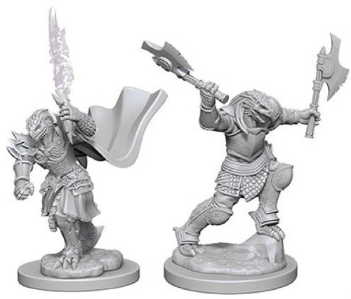 Dungeons & Dragons Nolzur's Marvelous - Dragonborn Fighter Female