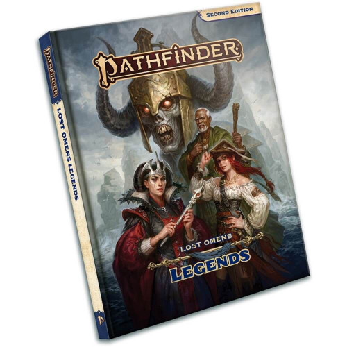Pathfinder 2nd Edition - Lost Omens Legends