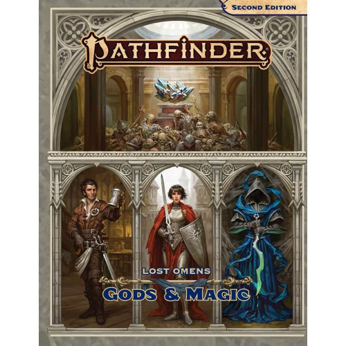 Pathfinder 2nd Edition - Lost Omens Gods & Magic