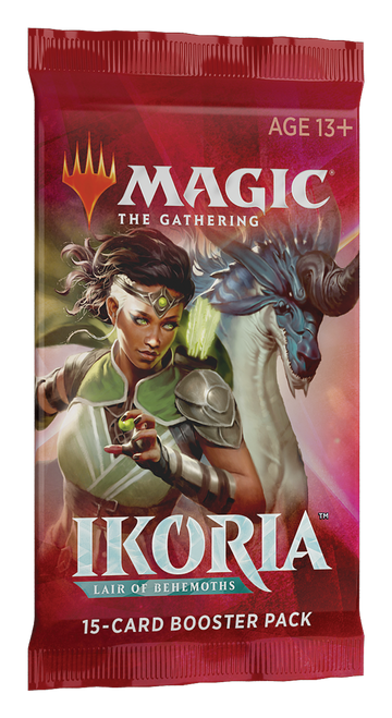 Ikoria: Lair of the Behemoth - Draft Booster
