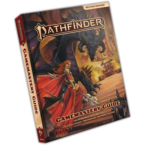 Pathfinder 2nd Edition - GameMastery Guide