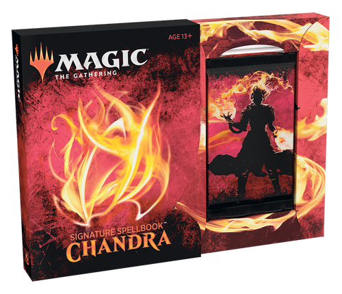 Magic The Gathering : Signature Spellbook - Chandra