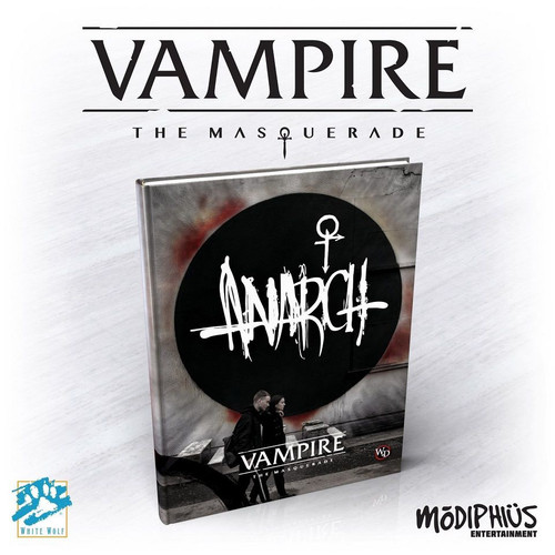 Vampire The Masquerade 5th Edition - Anarch