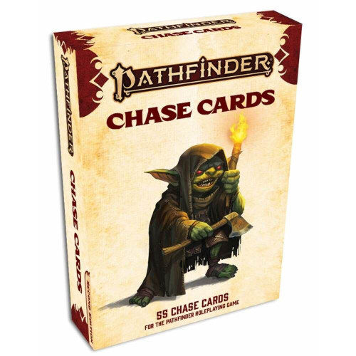 Pathfinder - Chase Cards Deck (2nd Edition)